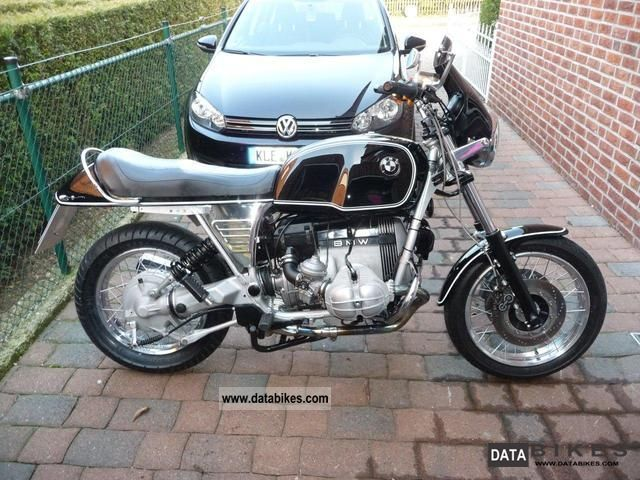 BMW  R100R 1972 Vintage, Classic and Old Bikes photo