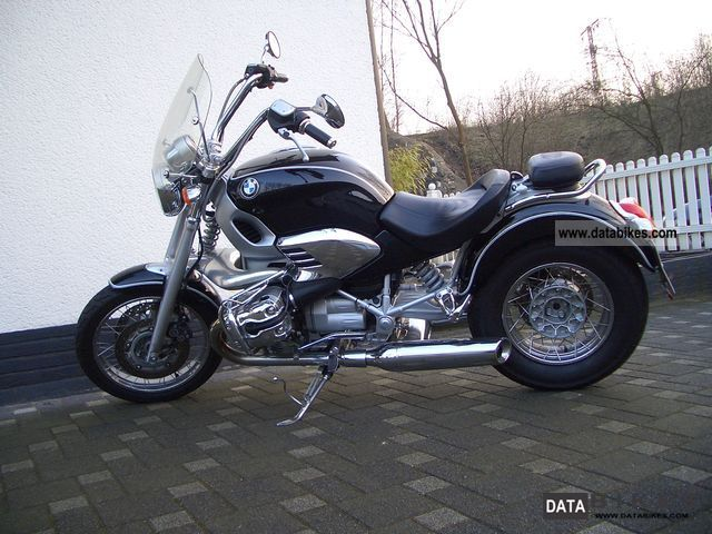 2000 BMW  R850CC Motorcycle Chopper/Cruiser photo