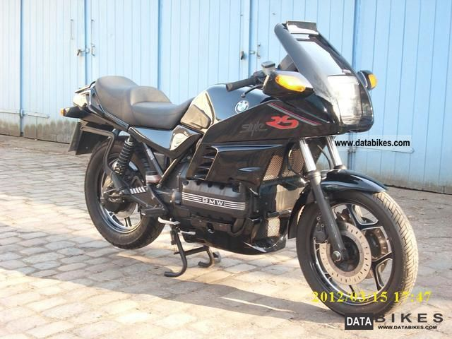 1987 BMW  K 100 RS Motorcycle Sport Touring Motorcycles photo