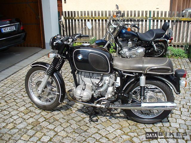 BMW  R 60/5 1970 Vintage, Classic and Old Bikes photo