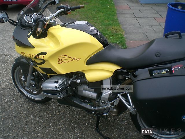 2001 BMW  1100s R Motorcycle Sports/Super Sports Bike photo