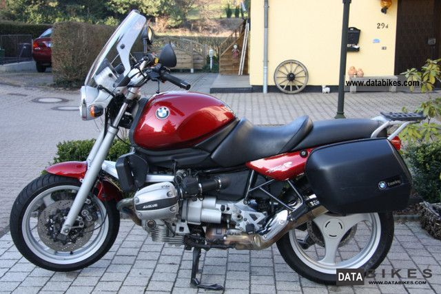 BMW  R 1100 R - suitcase - well maintained - 1996 Tourer photo