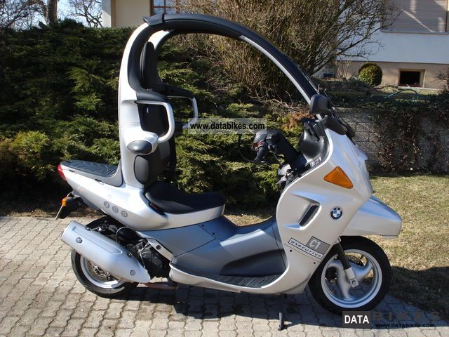 BMW  C 1200 Executive 2002 Scooter photo