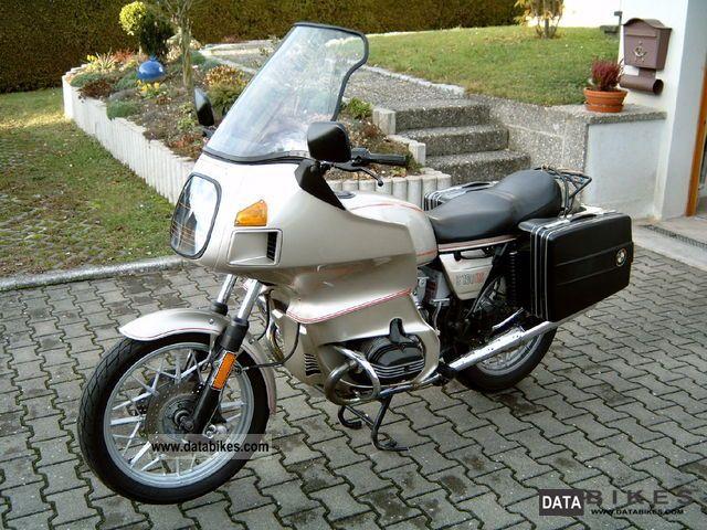 1980 Bmw R100rs Rt