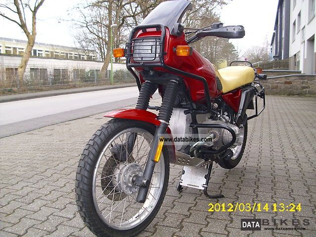 1993 BMW  R 80 GS 247E Motorcycle Enduro/Touring Enduro photo