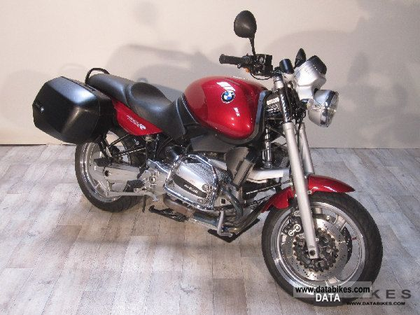 1995 BMW  R 1100 R / excellent condition! Motorcycle Motorcycle photo