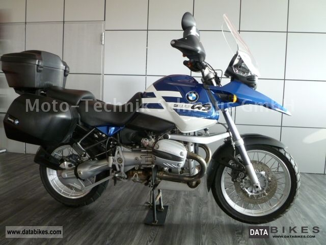 2001 BMW  R 1150 GS Special Model 1 Hand Motorcycle Motorcycle photo