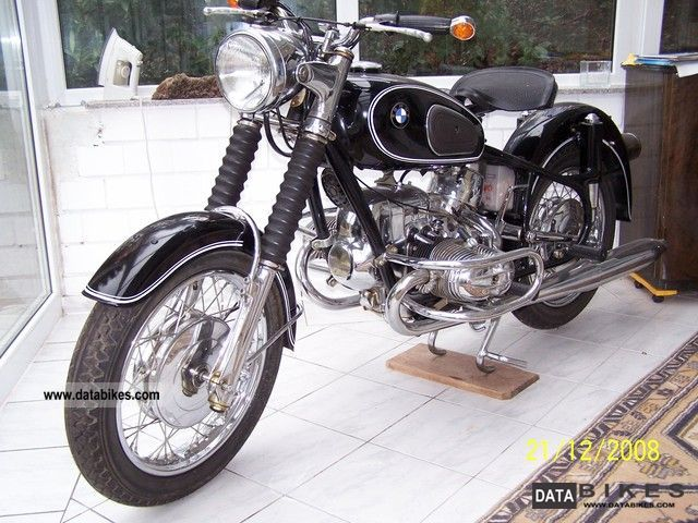 1968 BMW  R $ 69 Motorcycle Motorcycle photo