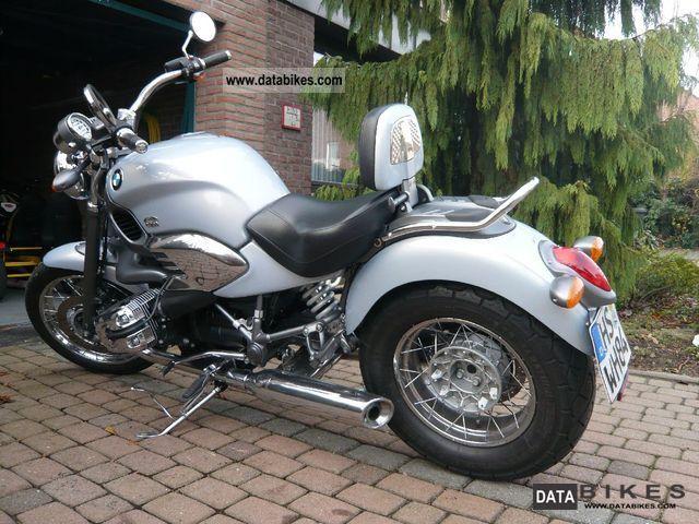 2001 BMW  1200 Cruiser Motorcycle Chopper/Cruiser photo