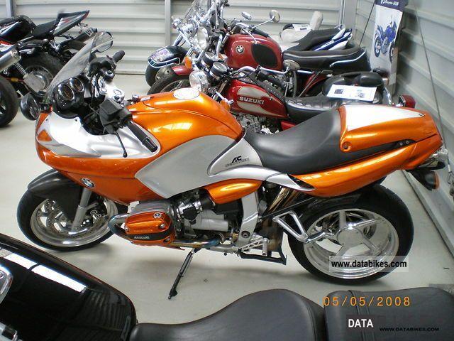 1999 BMW  Schnitzer's original BMW R 1100 Motorcycle Other photo