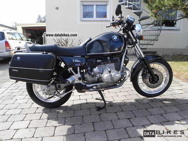 1992 BMW  R100R type 247E Motorcycle Tourer photo