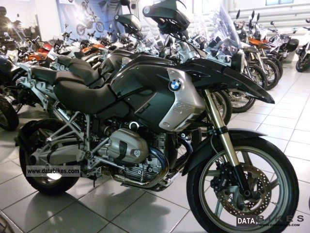 2011 BMW  R 1200 GS Safety + Touring Package Special paint Motorcycle Enduro/Touring Enduro photo