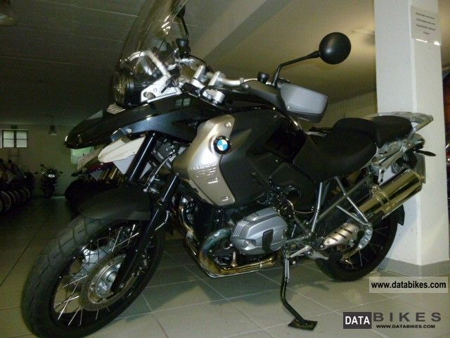 2011 BMW  R 1200 GS Triple Black + Touring Safety Package Motorcycle Enduro/Touring Enduro photo