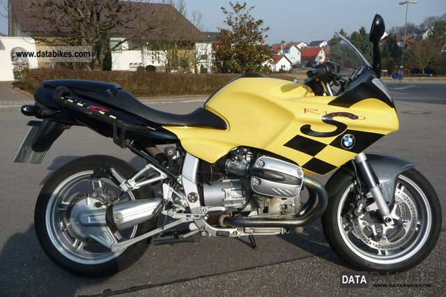 2001 BMW  R 1100 S Special model Motorcycle Sports/Super Sports Bike photo