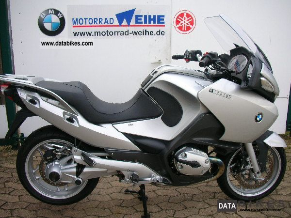 2009 BMW  As new R1200RT Motorcycle Tourer photo