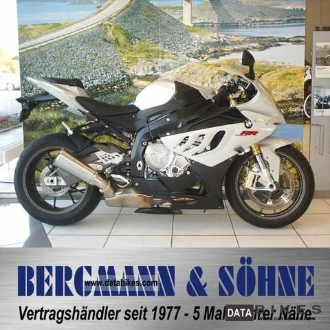 2011 BMW  S 1000 RR ABS & DTC & Gearshift Assistant Motorcycle Motorcycle photo