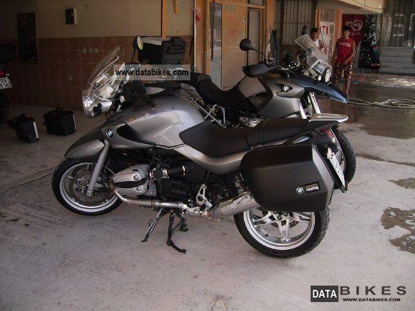 2006 BMW  R850R Motorcycle Naked Bike photo