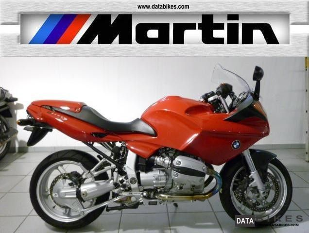 BMW  R 1100 S KAT ABS, heated grips, high windscreen 2001 Sport Touring Motorcycles photo