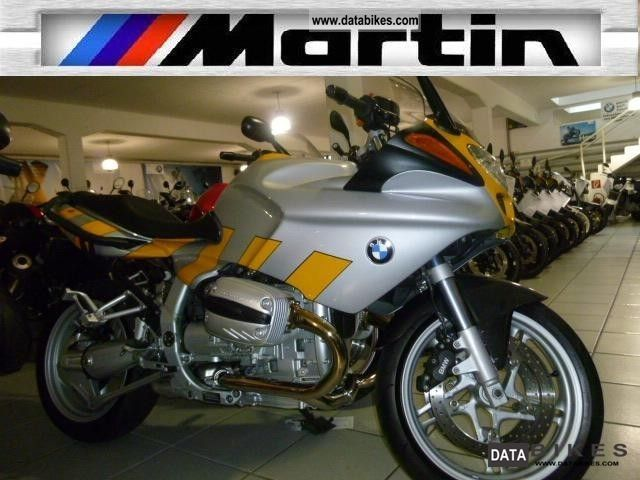 2002 BMW  R 1100 S KAT Special Edition 2-tone painting Motorcycle Sports/Super Sports Bike photo