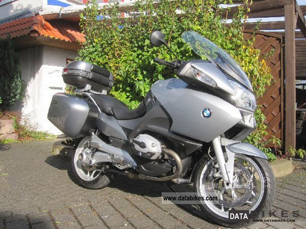 2005 BMW R 1200 RT / 1 Hand / TUV NEW
