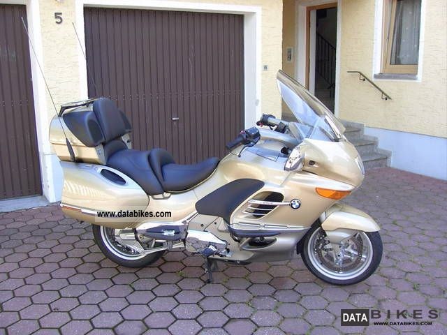 2004 BMW  1200 LT Motorcycle Tourer photo