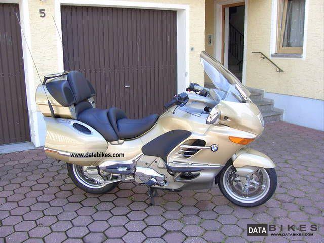 2004 BMW  1200 LT Motorcycle Tourer photo