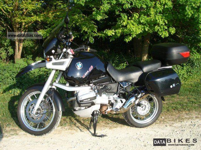 1999 BMW  R 850 GS + accessories Motorcycle Enduro/Touring Enduro photo