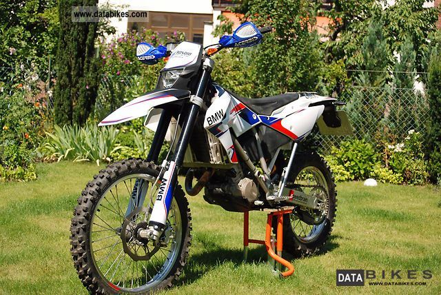 2009 BMW  G 450X Motorcycle Dirt Bike photo