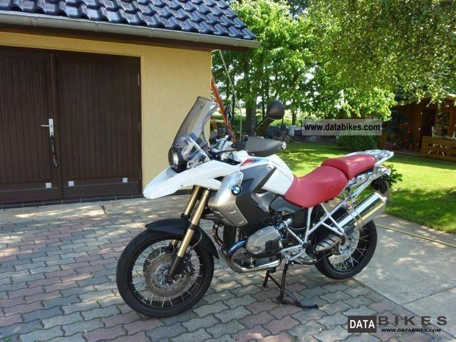 2010 BMW  R 1200 GS special \ Motorcycle Enduro/Touring Enduro photo