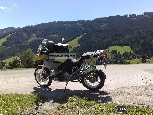 2006 BMW  R 1200 GS wheels Motorcycle Enduro/Touring Enduro photo