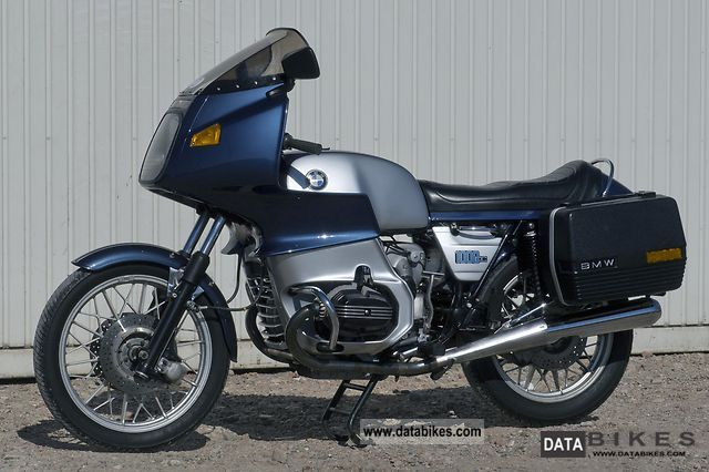 BMW  R100 RS 1979 Vintage, Classic and Old Bikes photo