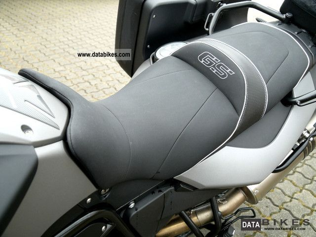2008 Bmw F800gs Abs Vario Case Lowering Akrapovic