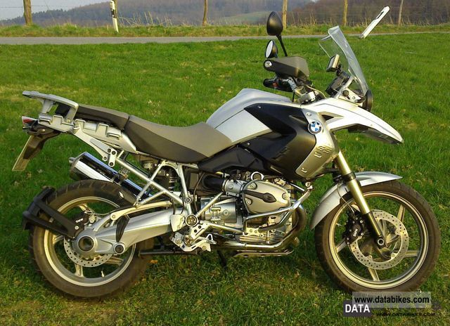 2009 BMW  1200GS Motorcycle Enduro/Touring Enduro photo