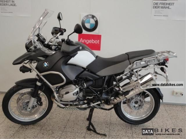 2010 BMW  R1200 GS Adventure Motorcycle Enduro/Touring Enduro photo