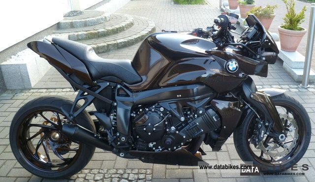 BMW K 1200 R 2004 Streetfighter Photo