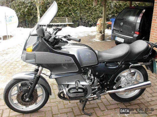 1995 BMW  R100 RT Motorcycle Sport Touring Motorcycles photo