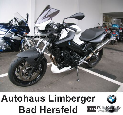 2010 BMW  ABS F 800 R Motorcycle Motorcycle photo