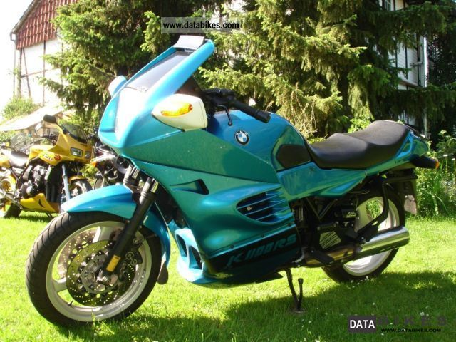 1994 bmw k 1100 rs case system tires 500 km. Black Bedroom Furniture Sets. Home Design Ideas