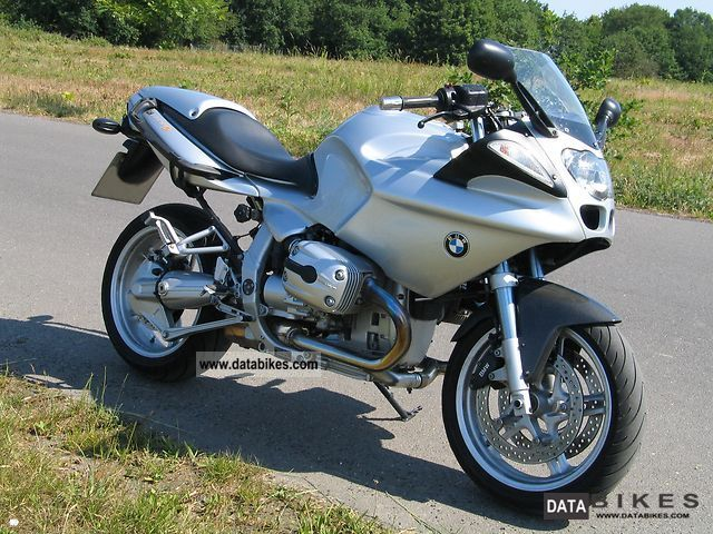 2005 BMW R1100S, ABS, sport suspension