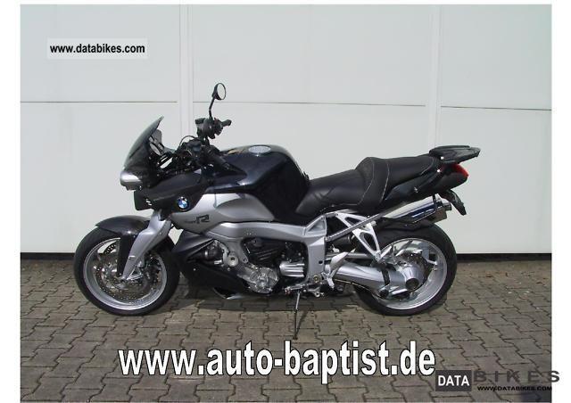 BMW  K 1200 R, SR Racing EXHAUST., Carbon-Heck/Kotfl 2006 Naked Bike photo