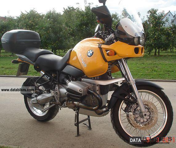 Bmw Year 2000: 2000 BMW GS1150