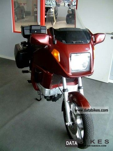 1986 BMW  K 100 RT touring bike, with accessories Motorcycle Tourer photo