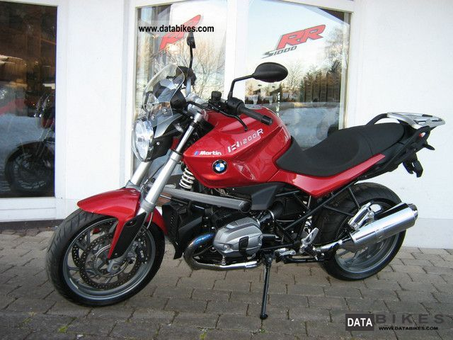 2011 BMW  Safety + R1200R Touring Package Motorcycle Motorcycle photo
