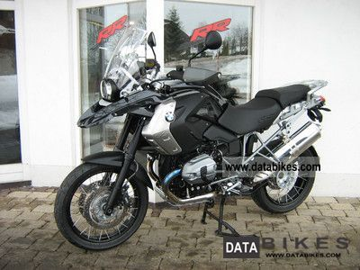 BMW  R1200GS Triple Black Safety Touring Package 2011 Enduro/Touring Enduro photo