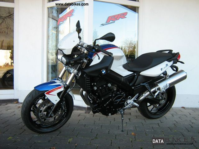 BMW  F800R ABS Heated Grips 3-color paint 2011 Naked Bike photo