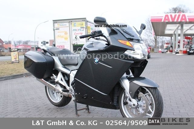 2006 bmw xenon k 1200 gt abs esa sitzh financing. Black Bedroom Furniture Sets. Home Design Ideas