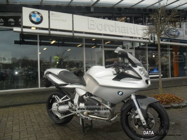 2006 BMW  R1100 S ABS, 1.Hand, Motorcycle Motorcycle photo