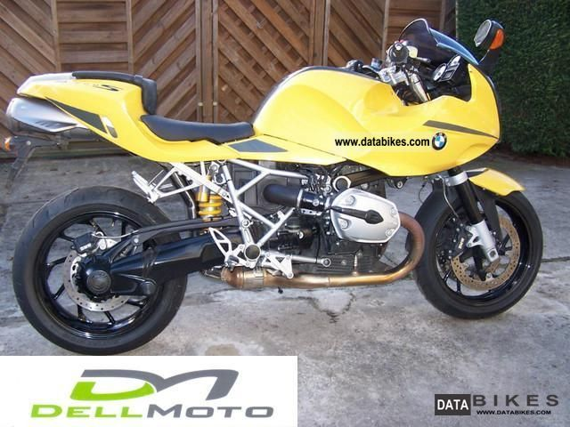 2007 BMW  ABS R 1200 s Motorcycle Sports/Super Sports Bike photo