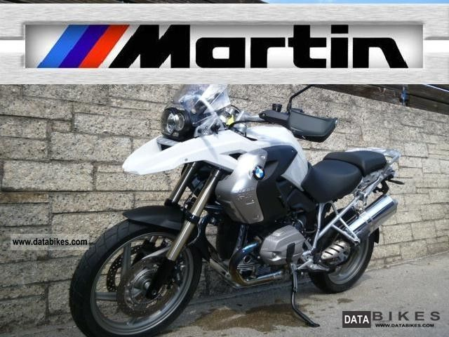 BMW  R 1200 GS and Safety Touring Package, Heated Grips 2011 Enduro/Touring Enduro photo