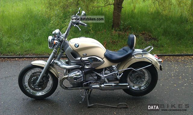 2005 BMW  R1200 crusier Motorcycle Chopper/Cruiser photo